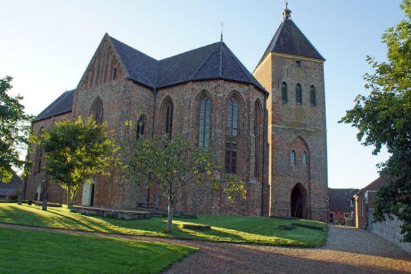 Leo Faber, Kerk van Zeerijp